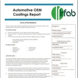Automotive OEM report