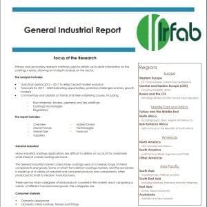 general industrial report