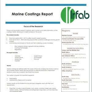 Marine Coatings Report