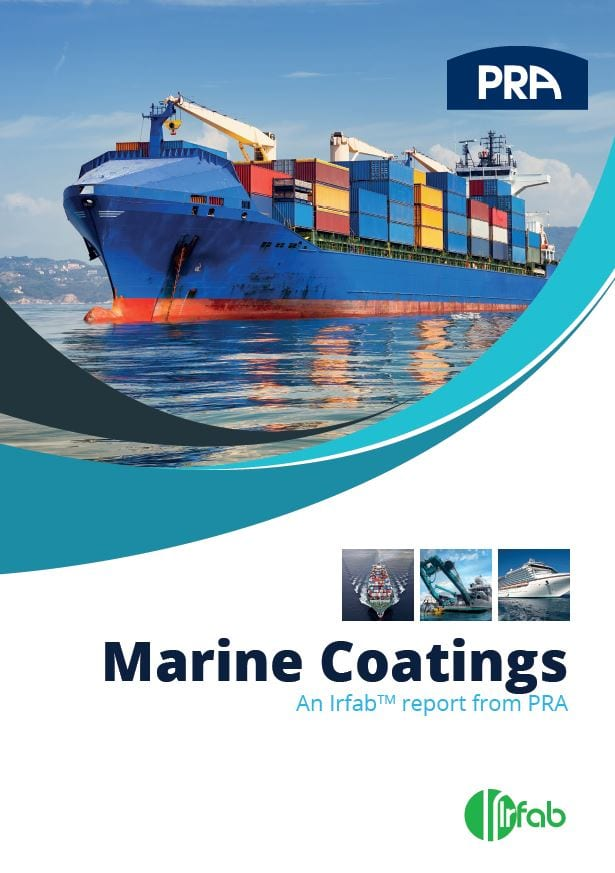 Global marine coatings market estimated to be over 1.3 billion tonnes