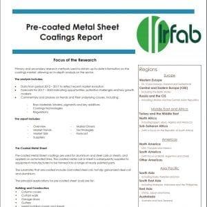 Pre-coated Metal Sheet Report
