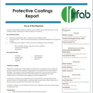 Protective Coatings Report