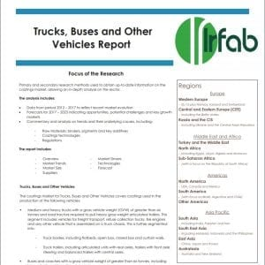 Trucks,Buses and Other Vehicles Report