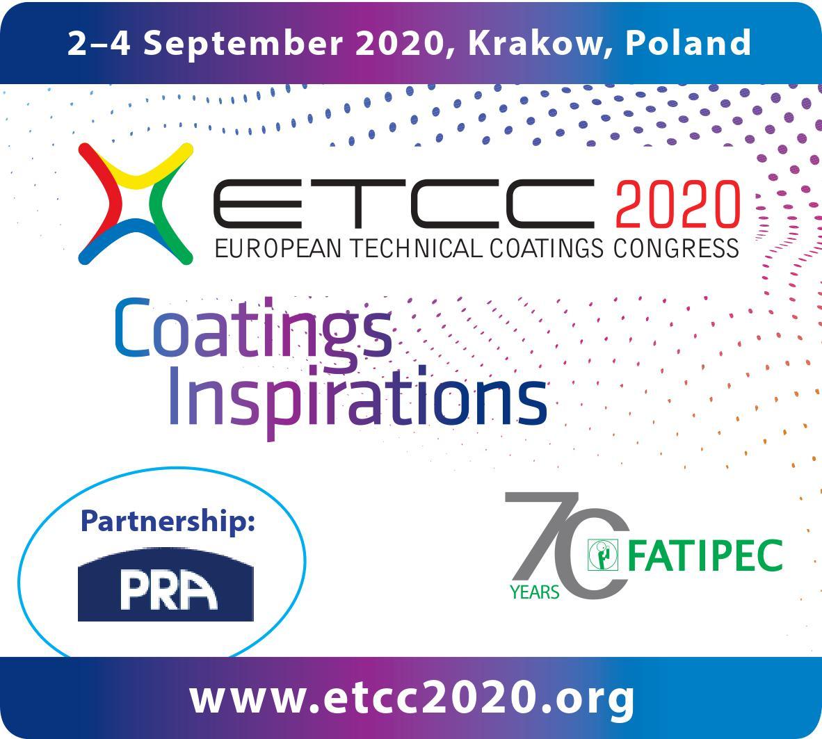 European Technical Coatings Congress 2020